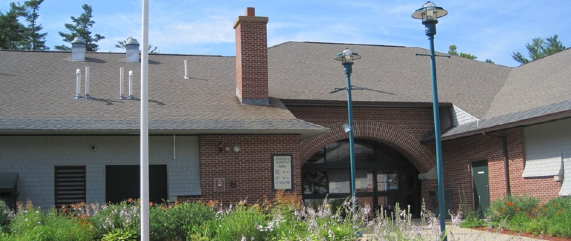 Seabrook Library