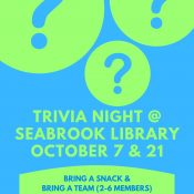 Trivia Night @ The Library!