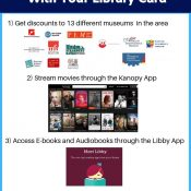 Cool Things You Can Do With Your Library Card