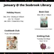 January @ the Library