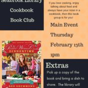February Cookbook Club
